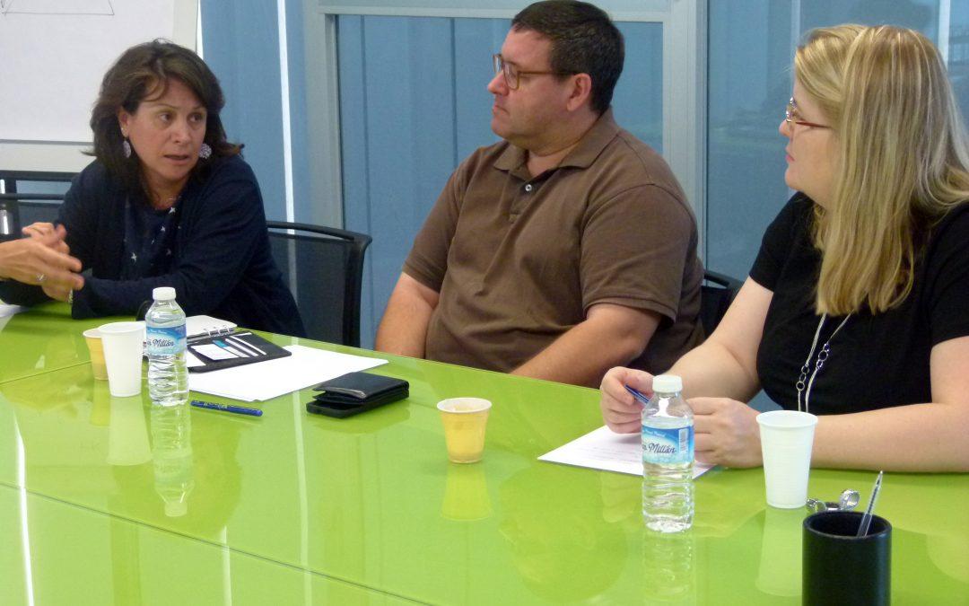 Una delegación checa, interesada en el modelo de Compra pública de Innovación que lidera el IACS
